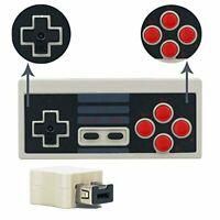 Wireless Turbo Controller for NES Classic Edition Perfectmall Video Game 2 pack