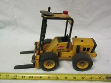 VINTAGE PRESSED STEEL TRUCK CONSTRUCTION TONKA TOYS FORK LIFT
