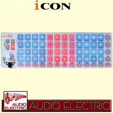 ICON i-Stage USB Controller Drumpad mit 48 beleuchteten Tastern