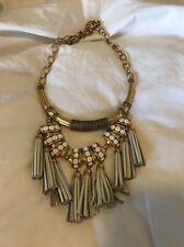 Stella Dot Tassel Necklace