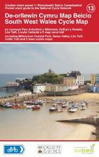 South West Wales Cycle Map (National Cycle Network Route Maps by Sustrans & Cycl