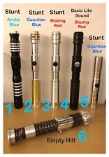 Hot toys side show Star Wars - Lightsaber - Ultrasaber hilts