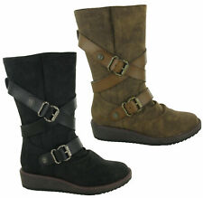 Blowfish Malibu Winter Boots Vegan Womens Civien Calf Fashion Shoes UK3-8
