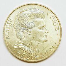 100 Francs Marie Curie 1984