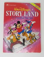 Walt Disney's STORY LAND 55 Favorite Storeis New and Revised 1993 Paperback