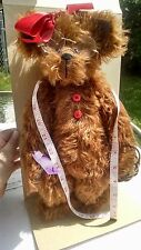 """""""Bea R. Maker"""" Annette Funicello Collectible Bear Limited Edition # 409/2500"""