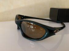 Oakley Twenty Jet Xx Sonnenbrille Vintage unisex Damen Herren grün  NEU