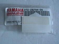 GENUINE YAMAHA SEAT SEAL 3TU-2475M-00 TZR50 1992 YZFR6 TZ50 YZF-R6 2001-2002