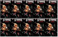 🔥 STRANGE ACADEMY #3 (2020,1,2)  RAMOS MAIN COVER - LOT OF 10 COPIES 🔥