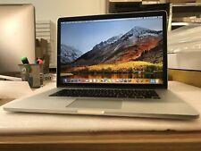 """Apple MacBook Pro Retina 15.4"""" 2013 512GB SSD 16GB Ram 2.3GHz Core i7 SALE PRICE"""