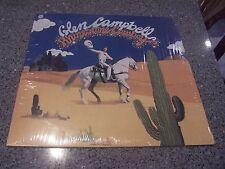 """Glen Campbell """"Rhinestone Cowboy"""" CAPITOL LP #SW-11430 W/SHRINK"""