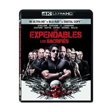 The Expendables [4K Ultra HD + Blu-ray + Digital Copy] (Bilingual)