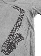 BAND INSTRUMENTS Saxophone T-shirt. Sax tee. Alto Sax Jazz. Woodwind Orchestra