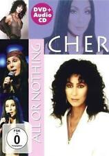 "DVD und Audio CD von Cher ""All Or Nothing"" (2015) - Neu & OVP"