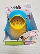 Munchkin Bath Fun Bubble Blower, Blue Penguin (Discontinued by Manufacturer)