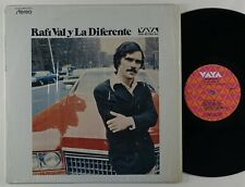 "Rafi Val Y La Diferente ""Fuerza Bruta"" Latin Salsa Guaguanco LP Vaya"