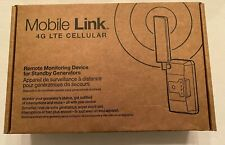 Generac 71690 Mobile Link Cellular 4G LTE Accessory - New in Box
