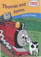 Thomas and James (Thomas & Friends),Rev. Wilbert Vere Awdry- 9780749749040