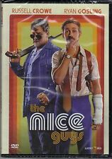 Dvd **THE NICE GUYS** con Russel Crowe nuovo 2016