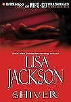 Shiver by Lisa Jackson (2006, CD, Unabridged) MP3 SIGNED BY LISA PROMO COPY
