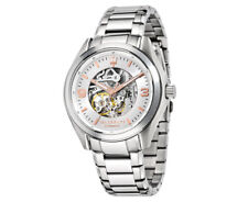 Mechanical Automatic Stainless Steel Case Wristwatches