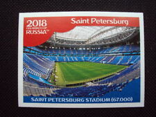 Sticker Panini Coupe du Monde FIFA world cup russia Russie 2018- vignette n°15