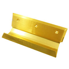 Blemished Door Barricade Brace Night Security Lock Gold Finish