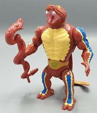 Vintage Rattlor Mattel él Man Amos del universo 1986 Onda 5 acción figura de Taiwán