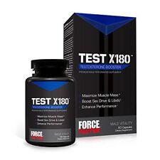 Prueba X180 libre de testosterona Booster con Testofen para aumentar gratis