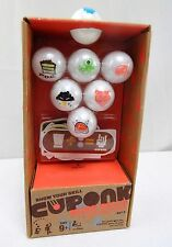 NEW CUPONK GAME Ball Set + Stickers HASBRO Ping Beer Pong