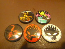 Offspring Pin Set Unused!