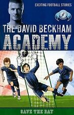 Save the Day (David Beckham Academy), New,  Book