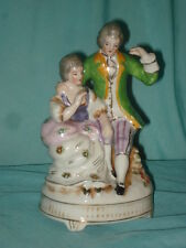 Antique Mid 20th Century Porcelain Figurine Made In Japan