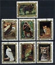 LOT DE TIMBRES NEUFS XX ANIMAUX SAUVAGES - GUINEE