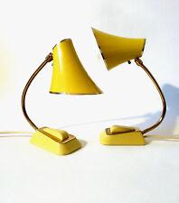 2x 50s Lampada da tavolo Mid MOD Bed side table lamp lampada ANNEES 50 STILNOVO ERA