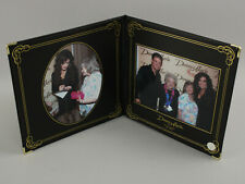 Donny & Marie Osmond Autographs Signed Photograph in Portfolio w/Photo Proof #3