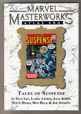 Marvel Masterworks Atlas Era Tales Of Suspense Vol 1 SC TPB * MMW DM Variant 68