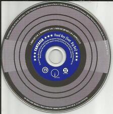 American Idol FANTASIA Hood Boy EDITS & INSTRUMENTAL & ACAPELLA PROMO CD single