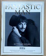 FANTASTIC MAN 6,Vinoodh Matadin,Adam Kimmel,Peter Murphy,Steve McQueen,Koolhaas