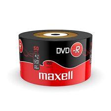 Rp204 MAXELL Dvd-r 120 Minuten 4.7 GB 16x 50er Shrink
