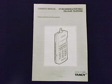 owner instructions manual CT-350 Cellular Telephone