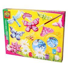 SES Creative 01131 Bastel-Set Kreativ-Packung Gips SCHMETTERLINGE gießen + malen