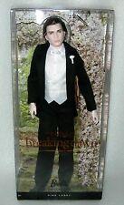 Barbie Doll Edward Twilight Breaking Dawn Groom
