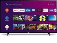 "Philips 65"" Class 4K Ultra HD (2160p) Android Smart LED TV with Google Assistant"
