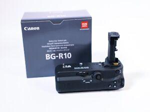 Canon BG-R10 Akkuhandgriff für Canon EOS R5 und Canon EOS R6 - Schwarz