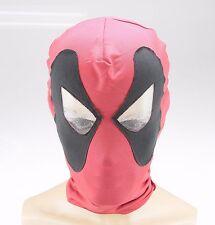 Deadpool Mask Balaclava Hood Cosplay Costume Anime Deathstroke Paintball Mask