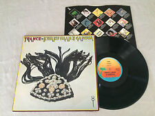 KWAKU BAAH & GANOUA TRANCE + INNER 1977 UK PRESS LP