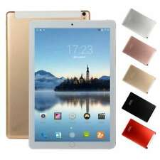 10.1 pollici 6GB+64GB Tablet PC bluetooth Android 6.0 Octa 10 Core WIFI 2 SIM