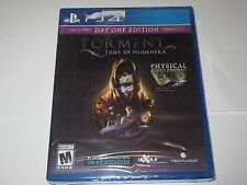 Torment - Tides of Numenera Day One Edition (Sony PS4, 2017) NEW