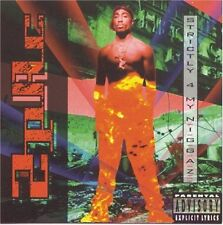 2Pac - Strictly 4 My Niggaz [New CD] Explicit